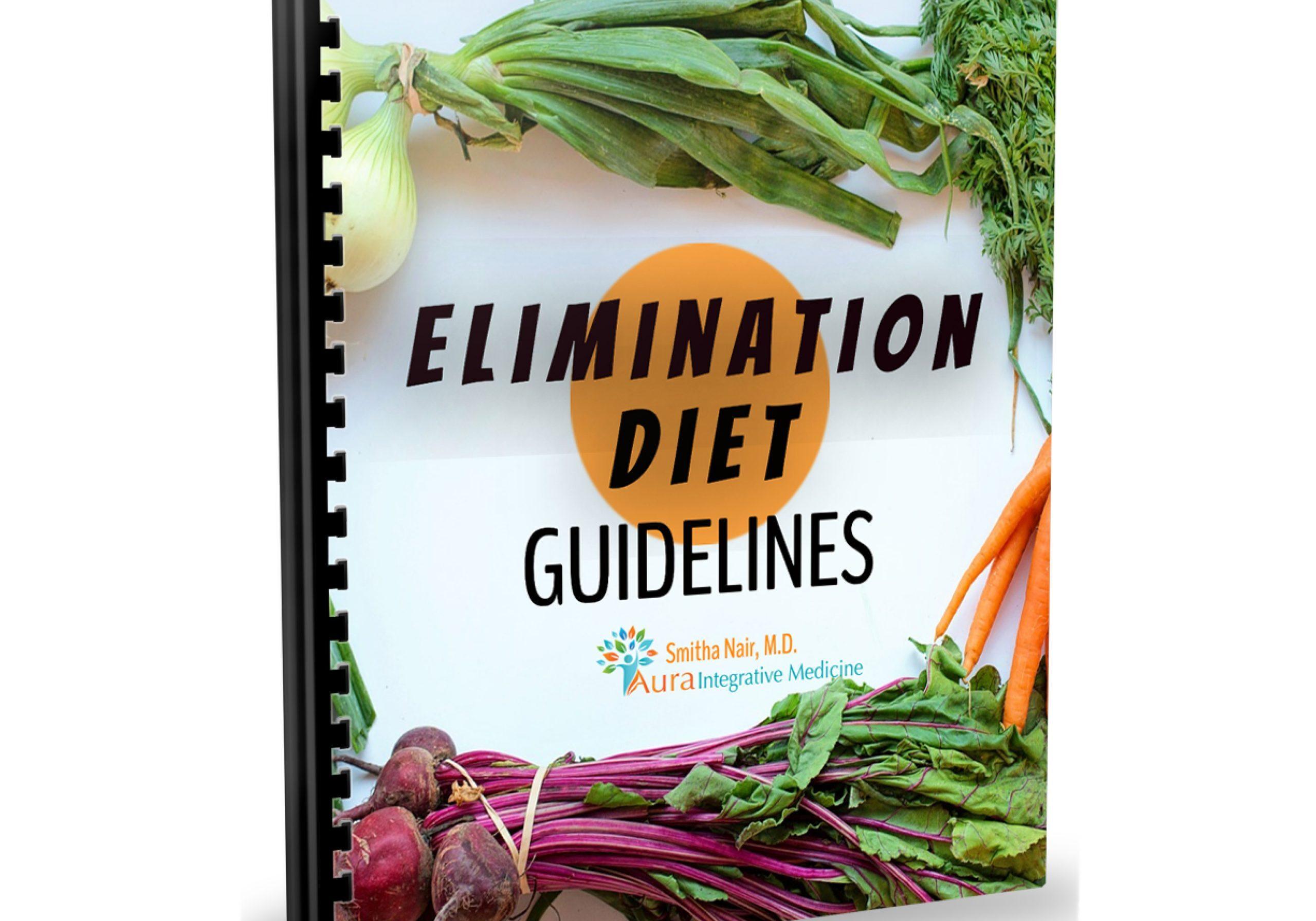 Elimination Dietcover